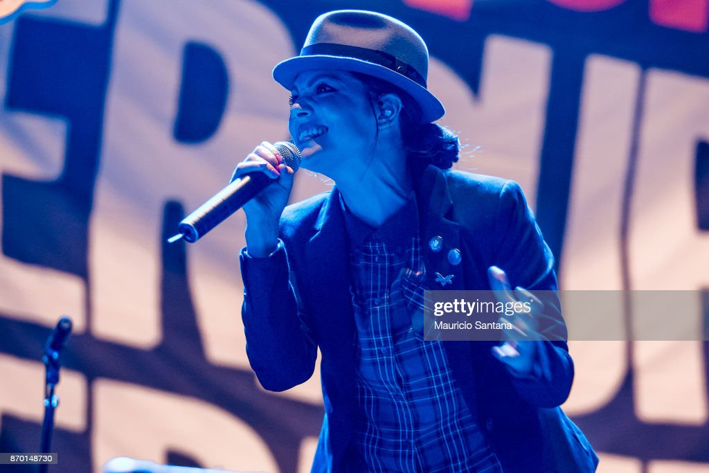 Green Day And The Interrupters Perform At The Arena Anhembi