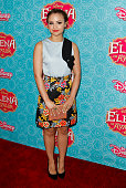Aimee Carrero attends the screening of Disney Channel's 'Elena Of Avalor' at The Paley Center for Media on July 16 2016 in Beverly Hills California