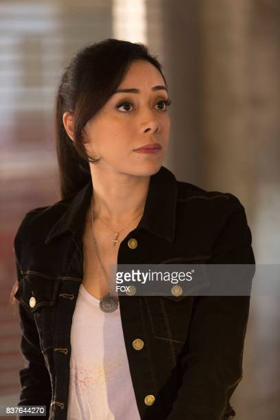 Aimee Garcia in the Sympathy for the Goddess episode of LUCIFER airing Monday May 22 on FOX
