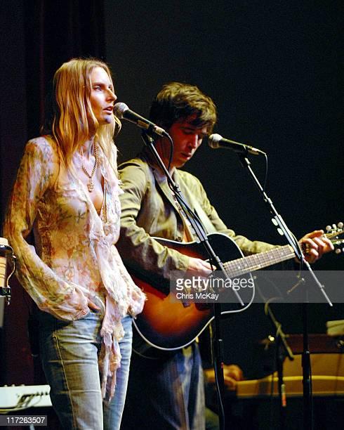 Aimee Mann during Aimee Mann in Concert at The Melting Point September 19 2006 at The Melting Point in Athens Georgia United States