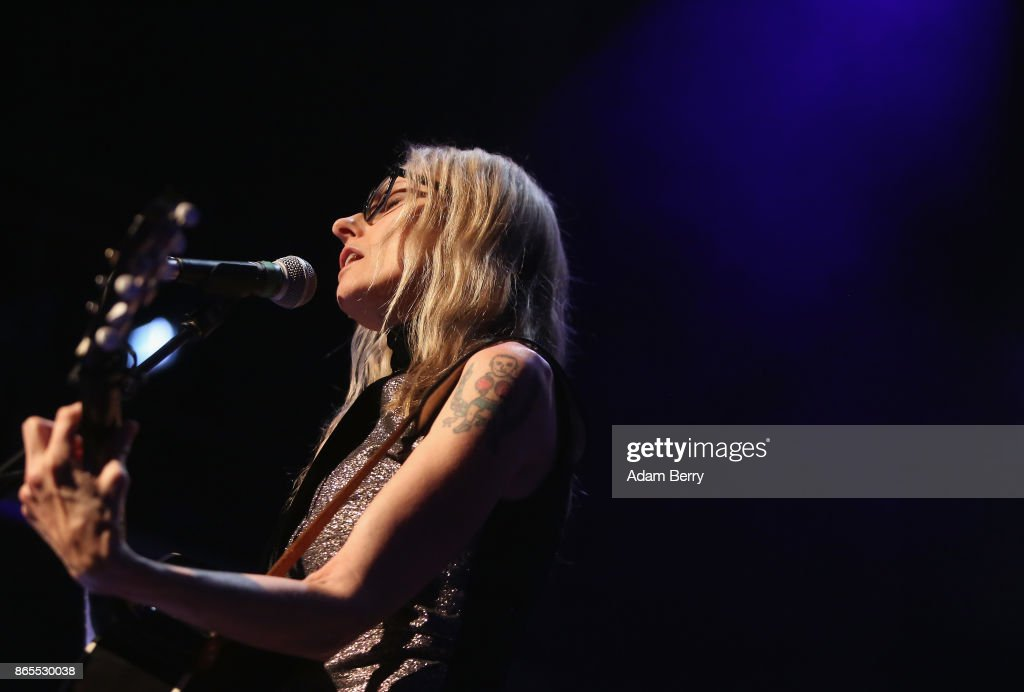 Aimee Mann Performs In Berlin