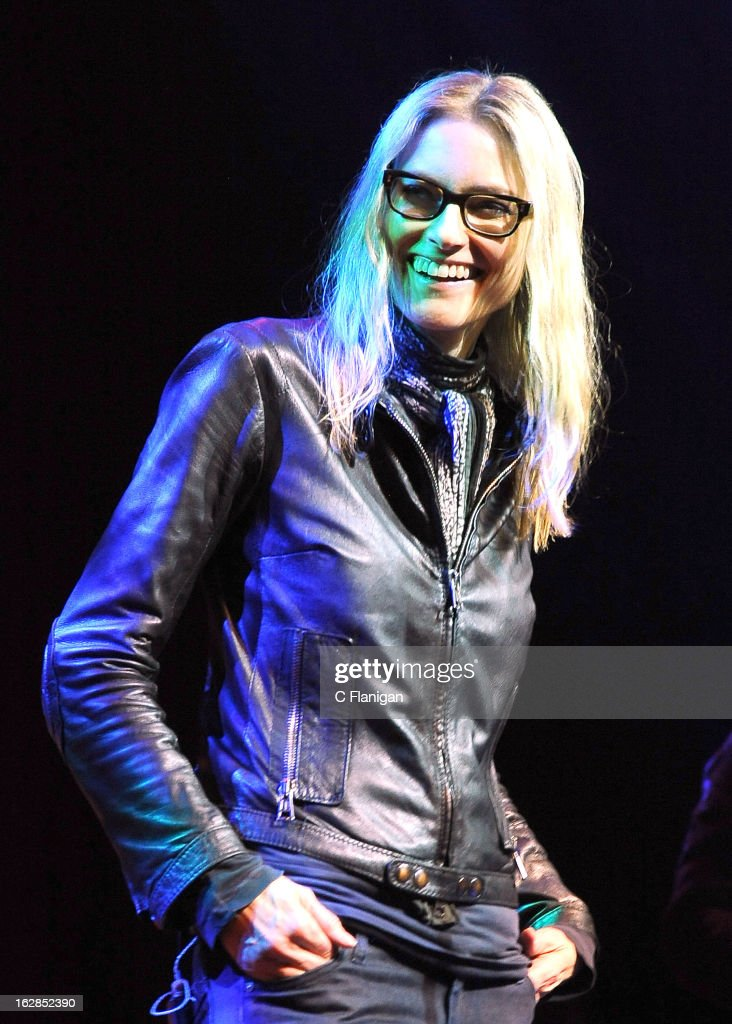 <a gi-track='captionPersonalityLinkClicked' href=/galleries/search?phrase=Aimee+Mann&family=editorial&specificpeople=228529 ng-click='$event.stopPropagation()'>Aimee Mann</a> performs during the San Francisco PETTY FEST at The Fillmore on February 27, 2013 in San Francisco, California.