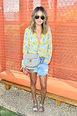 Aimee Song attends Refinery29 x AOK Present Paradiso Day 1 on April 11 2015 in Palm Springs California
