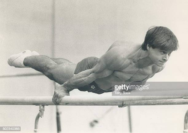 Aiming for Olympics Mike Inglis of Burlington has two gymnastic moves named for him but he's ranked just third in Canada behind Brad Peters and...