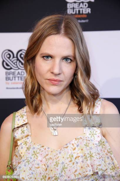 Aino Laberenz attends the Bread Butter by Zalando 2017 Preview Event on June 8 2017 in Berlin Germany