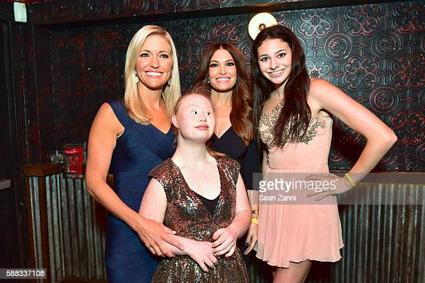 Ainsley Earhardt Madeline Stuart Kimberly Guilfoyle and Meredith O'Connor at 10th Annual Summer Social to Benefit Special Olympics NYC at Marquee on...