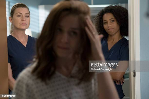 S ANATOMY 'Ain't That a Kick in the Head' Amelia confronts a difficult situation while Meredith deals with the fallout from her conversation with...