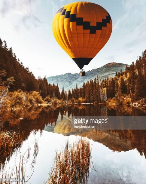 air balloon in colorad