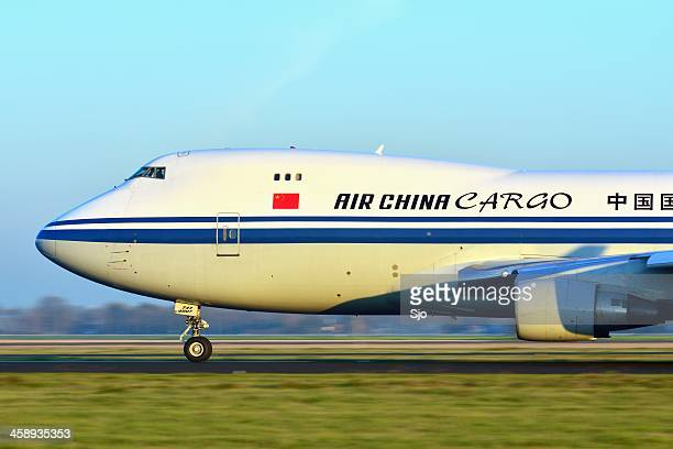 Air China Boeing 747