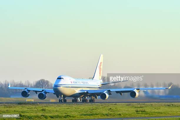 Air China Boeing 747