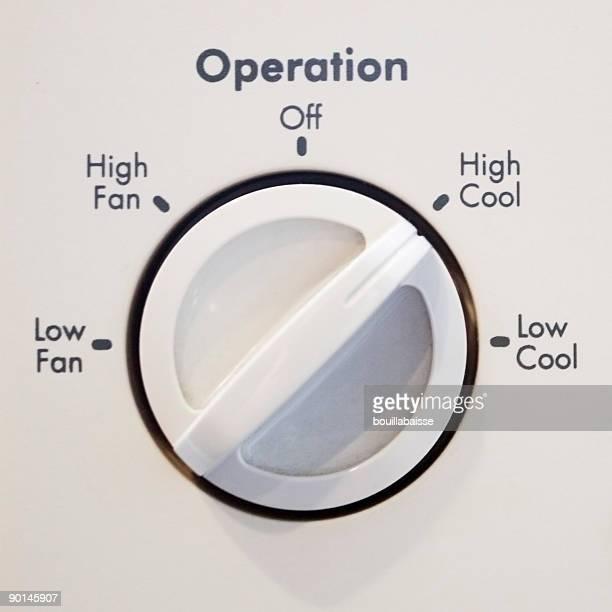 Ar-condicionado operador