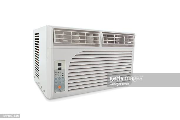 Air Conditioner with Clipping Path