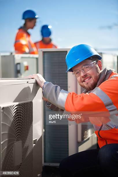 Klimaanlage engineer