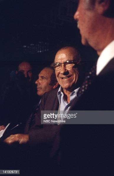 RECORD Air Date Pictured General Secretary of the PCE Santiago Carrillo during an NBC News Special that discusses the growth of Eurocommunism...