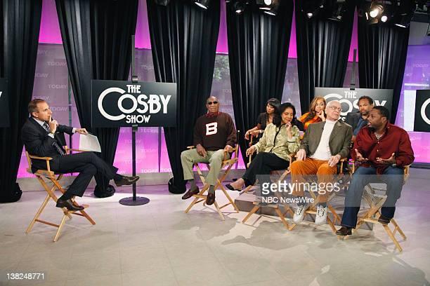 TODAY Air Date Matt Lauer Bill Cosby Phylicia Rashad Earle Hyman MalcolmJamal Warner Keisha Knight Pulliam Raven Symone Geoffrey Owens The cast of...