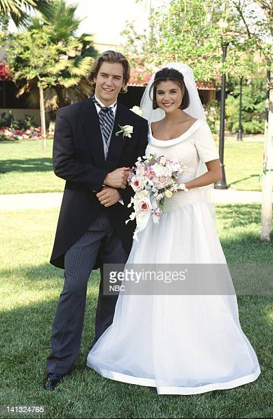 the gallery for gt zack morris and kelly kapowski wedding