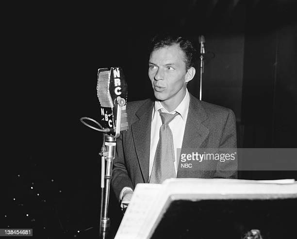 Singer/actor/star Frank Sinatra