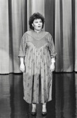 CARSON Air Date Pictured Comedian Roseanne Barr performs on November 6 1985