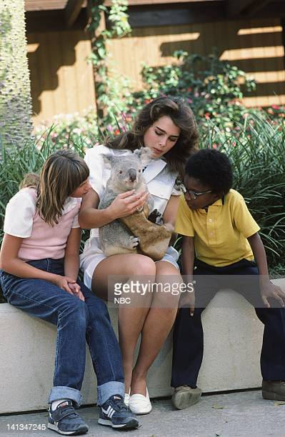 PEOPLE Air Date Pictured Actress Brooke Shields with children Photo by Ron Tom/NBCU Photo Bank