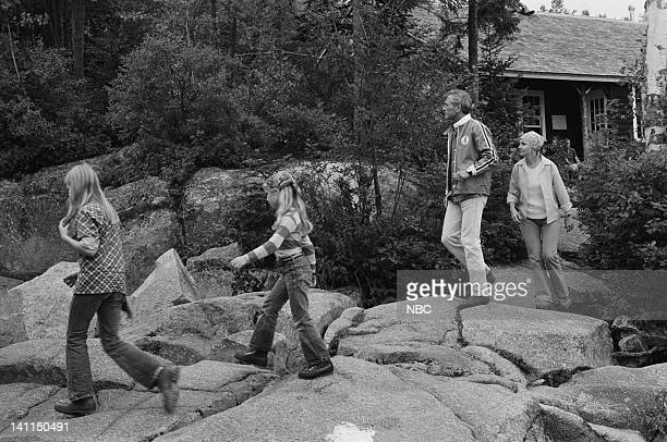 PLACES Air Date Pictured The Newman Family Lissy Newman Clea Newman Paul Newman Joanne Woodward in the White Mountain National Forest near Pinkham...