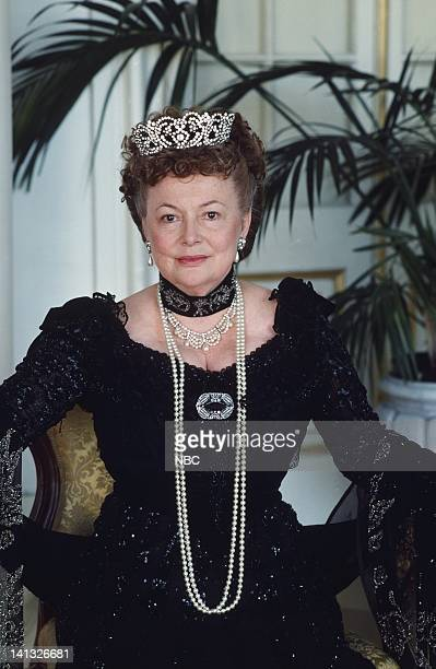 Olivia de Havilland as Dowager Empress Maria Photo by Alan Singer/NBCU Photo Bank