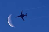 Air Force B1 Lancer bomber flies above the Syrian town of Kobane also known as Ain alArab on October 18 2014 as seen from the Turkish border town of...