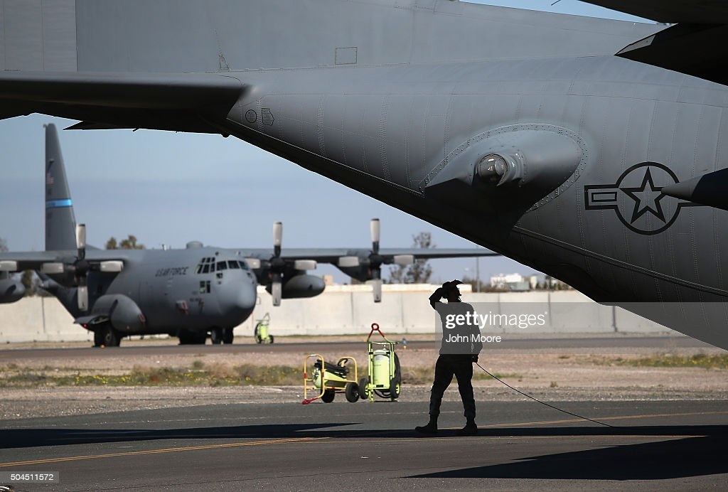 US And Coalition Partners Conduct Air War Against ISIL ...
