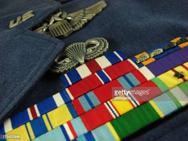 空軍ドレス服