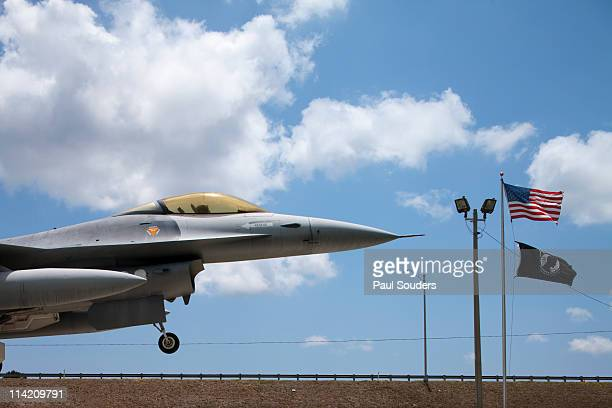 US Air Force F-16 Jet, Florida