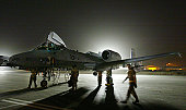 U.S. Air Force Prepares For Strikes Against Iraq