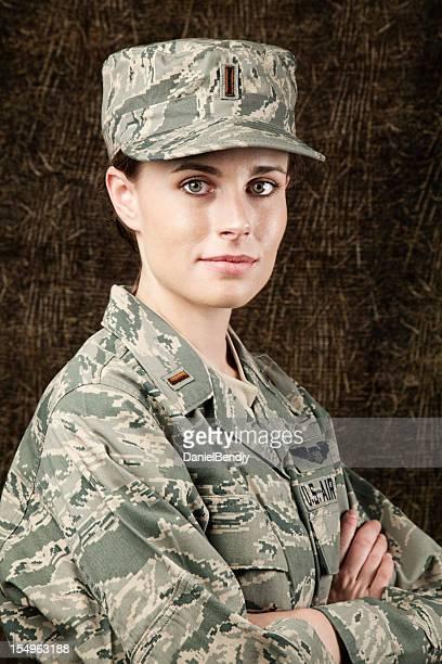 US Air Force serie: American Airwoman