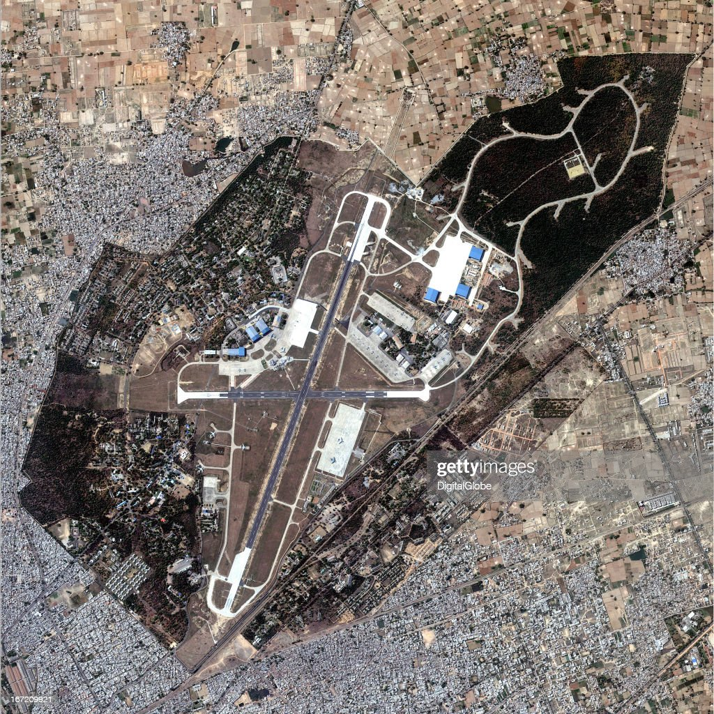 Air Force Station Āgra (a.k.a. Air Force Station Kheria) is located 175 kilometers south-southeast of India's capital, New Delhi and is one of the largest air bases in India. The 78 Squadron is home to the IAF's entire fleet of Il-78s, and 50 Squadron consists of the IAF's three A-50EI Phalcons.