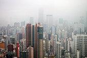 Air pollution in Hong Kong