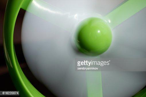 Ventilatore aria : Foto stock