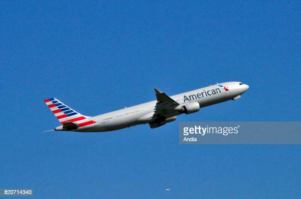 Airbus A330N276AY belonging to American Airlines