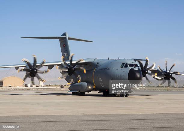 Airbus A400M military transport