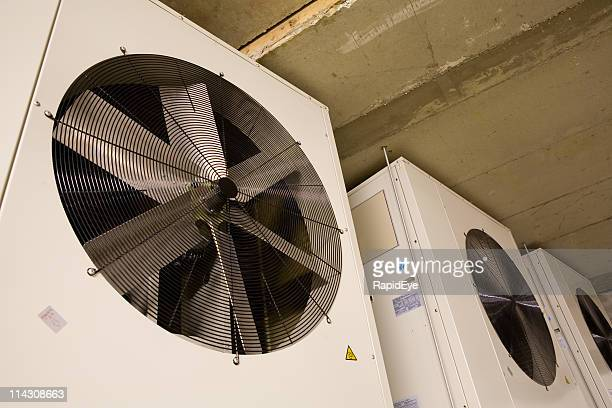 Air-conditioning fans