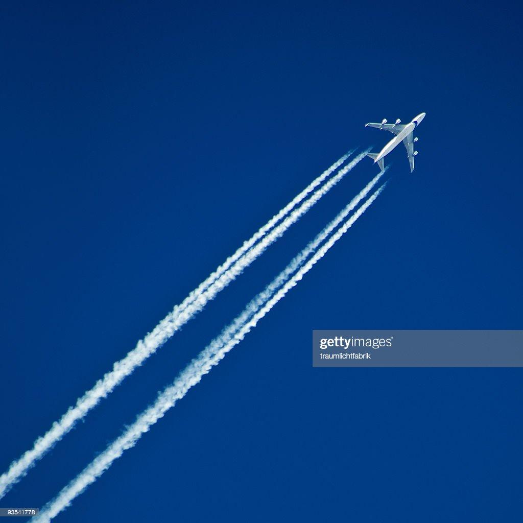 Aircraft Flying  : Stock Photo