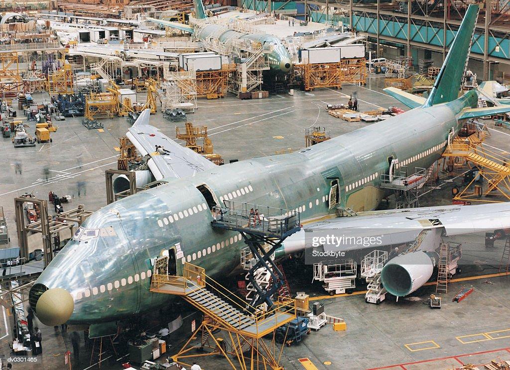 Aircraft manufacture