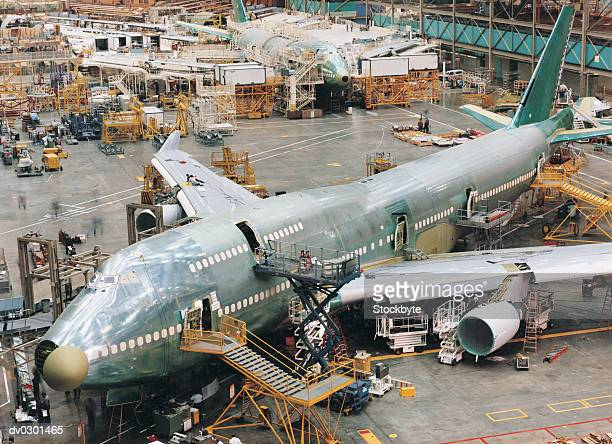 Aircraft manufacture