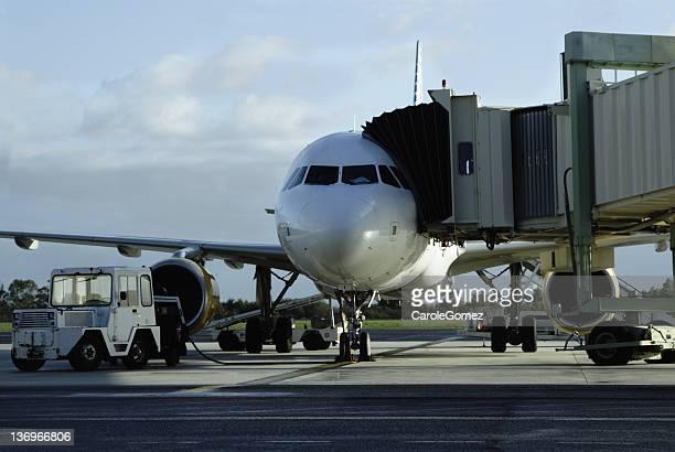 Aircraft Refuelling at Airport