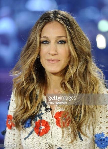 Sarah Jessica Parker appears on NBC News' 'Today' show