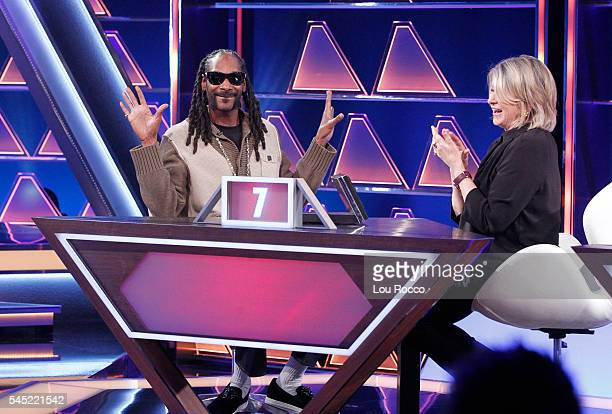 July 10 2016 Michael Strahan hosts a new version of the classic game show THE $100000 PYRAMID airing SUNDAYS on the ABC Television Network on SUNDAYS...