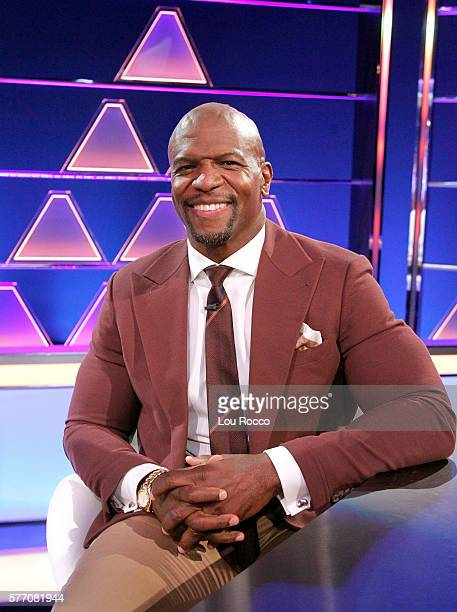 July 24 2016 Michael Strahan hosts a new version of the classic game show THE $100000 PYRAMID airing SUNDAYS on the ABC Television Network Terry...