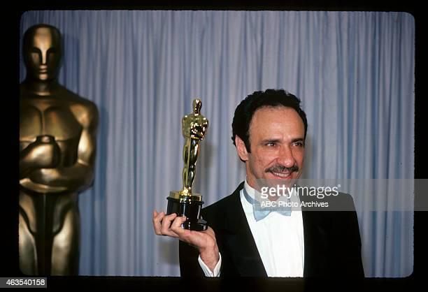 March 25 1985 F MURRAY ABRAHAM WINNER BEST ACTOR FOR 'AMADEUS'