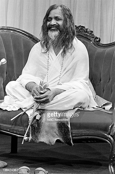 Image result for maharishi  getty images
