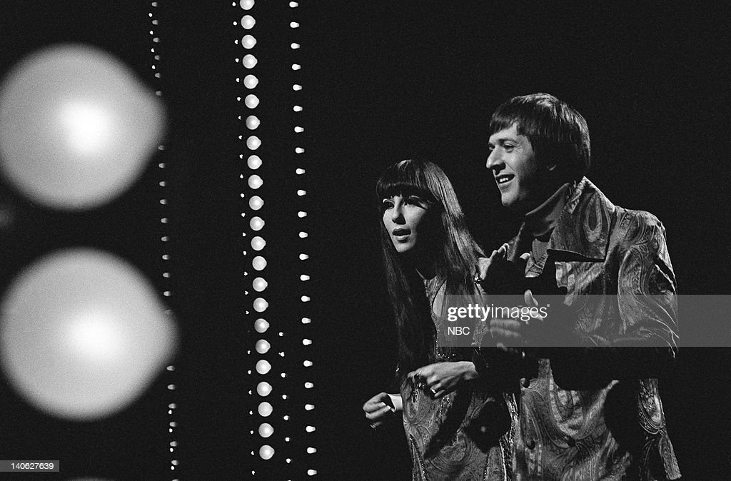 Sonny, Cher-- Photo by: Gerald K. Smith/NBCU Photo Bank