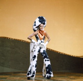 BROADWAY Aired Pictured Diana Ross of The Supremes Photo by Frank Carroll/NBCU Photo Bank