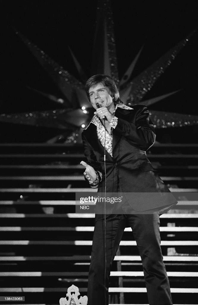 Singer/actor John Davidson