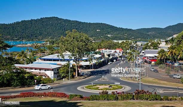 Airlie Beach township.